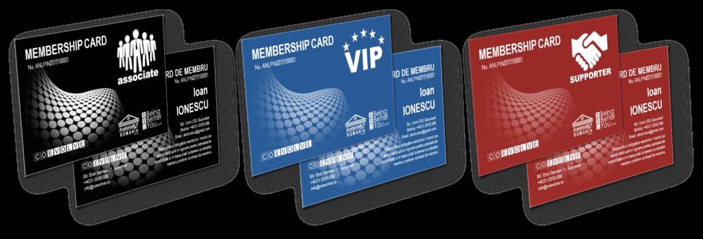 Grup asociati vip card